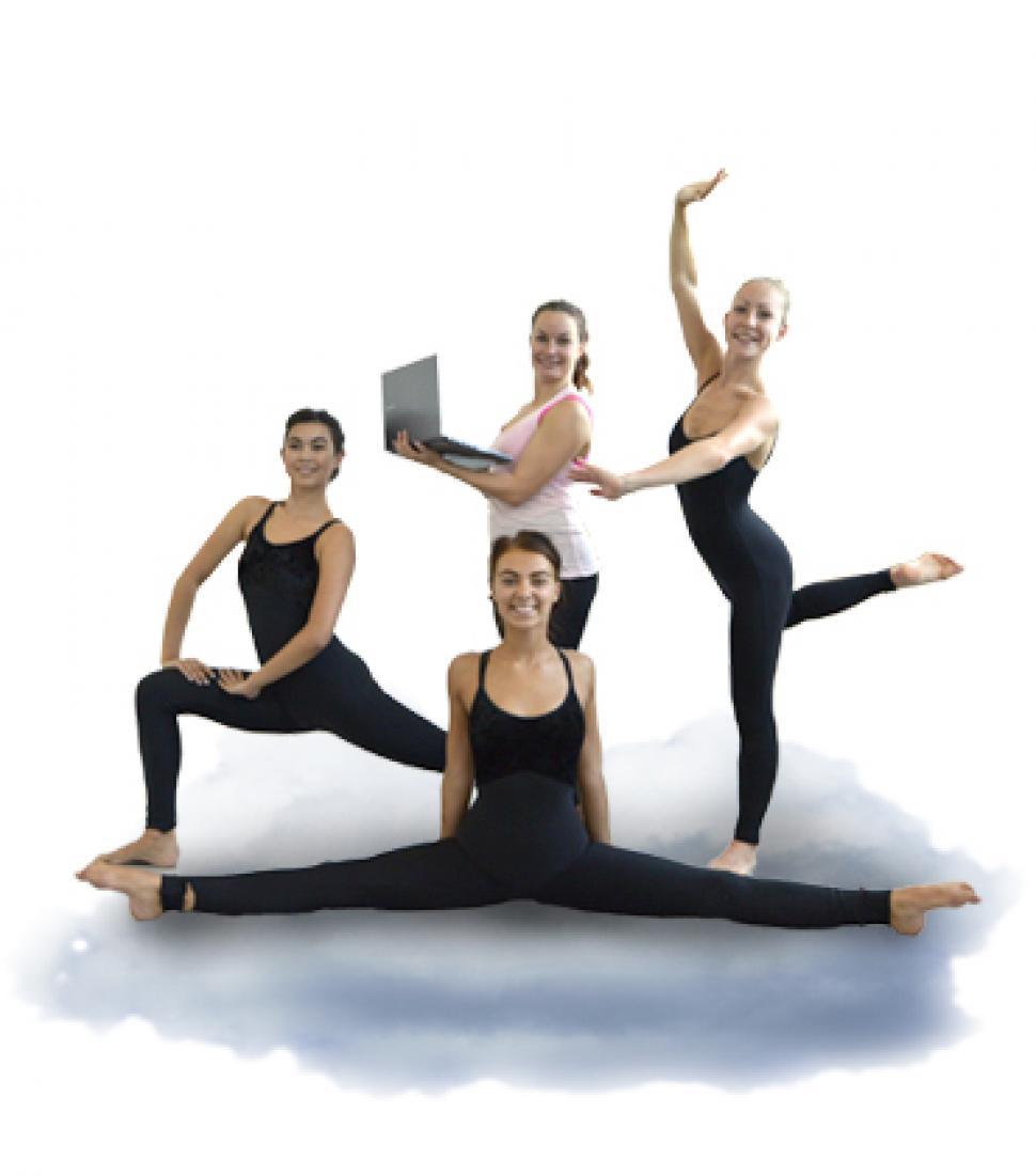 Dancers (Balanced)